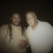 Jamaal Bailey w/ the late legendary pianist Joe Sample @ The Birchmere, Alexandria, VA 9/30/05