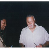 Jamaal Bailey w/ Joe Sample @ The Birchmere, Alexandria, VA 9/30/05