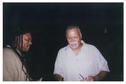 Jamaal Bailey w/ Joe Sample @ The Birchmere, Alexandria, VA 9/30/05