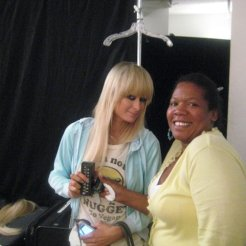 w/ Paris Hilton