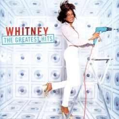 Whitney Houston's Greatest Hits Cover
