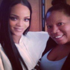 w/ Rihanna