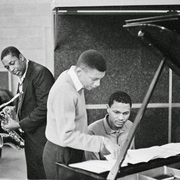 John Coltrane, MCoy Tyner and Johnny Hartman