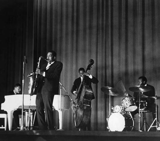 The John Coltrane Quartet - Live John Coltrane (saxophone), McCoy Tyner (piano), Elvin Jones (drums), Jimmy Garrison (bass)