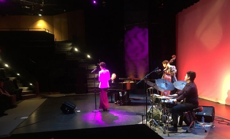Amp Trio Live @ BMCC, Tribeca, NYC