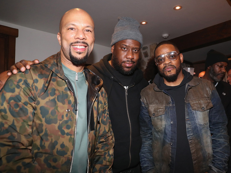 The House of Remy Martin Celebrates the APEX Social Club at the WanderLuxxe House with Common and Friends