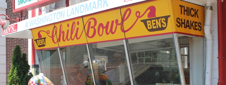 Ben's Chili Bowl Photo By: Eric Bailey